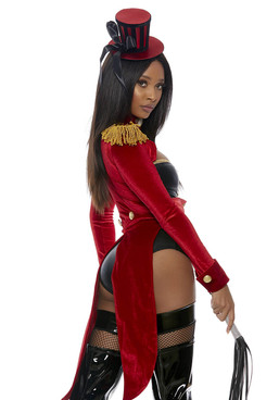 Sexy Ring Leader Circus Costume by Forplay FP-559631