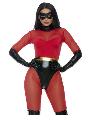 FP-559611, Super Suit Superhero Costume by Forplay Costume