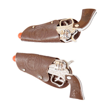 R-4955, Toy Cowboy Guns Costume Accessories
