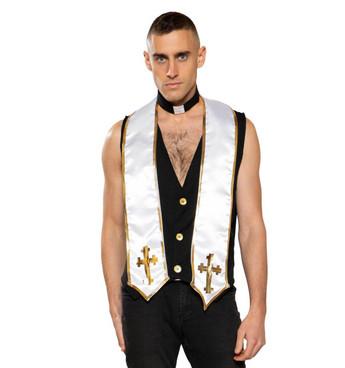 R-4958, Men's Priest Costume by Roma