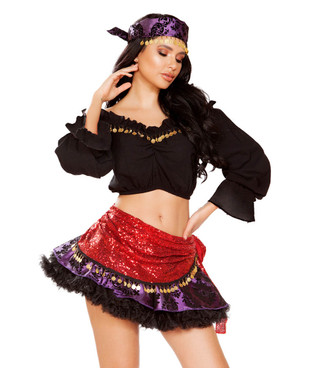 Roma | R-4933, Traveling Gypsy Costume