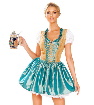 R-4948, Fancy Beer Girl Costume
