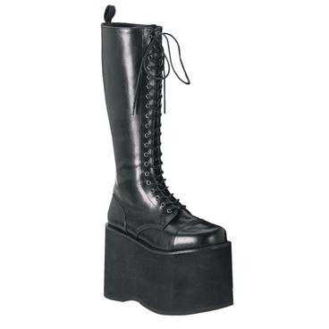 Demonia | Mega-602, Goth Platform Boots