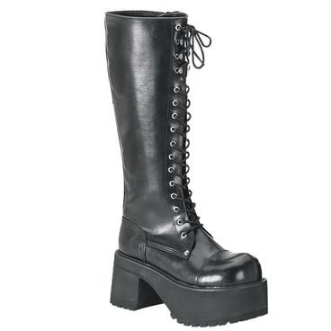 Demonia | Ranger-302, Goth Punk Platform Boots
