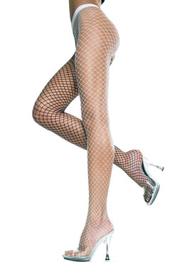 Jester Diamond Net Pantyhose by Music Legs ML-90301