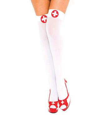 Nurse Stocking by Music Legs | ML4647