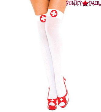 Music Legs | ML4647, Nurse Stocking Costume Accessories