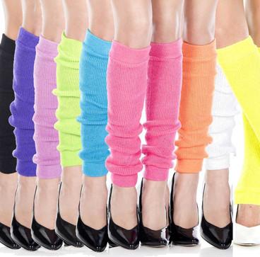Music Legs | ML-5724, Acrylic Knee High Leg Warmer