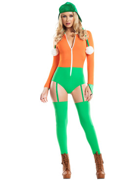 S8038, Kylee Romper Costume by Starline Full View