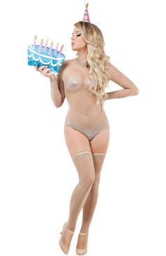 S9010,  Birthday Suit Costume by Starline Full View