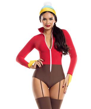 Starline | S8036, Erika C. Romper Costume