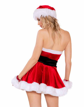 R-C196, Santa Cutie Costume by Roma back view