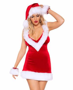 Roma Costume R-C194, Holiday Christmas Dress