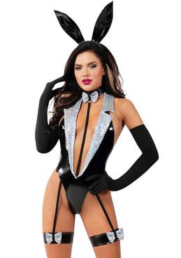 Tuxedo Bunny B2001