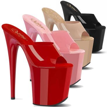 PLEASER SHOES - Pleaser Platform Shoes
