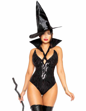 R-4964, Sexy Wicked Witch Adult Costume by Roma