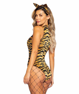 Roma R-4977, Innocent Tiger Costume back view by Roma