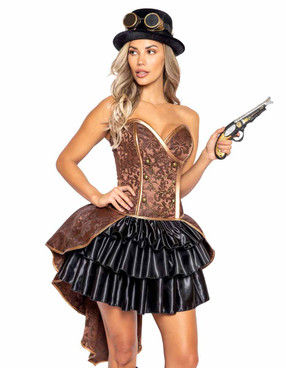 R-4984, Women's Steampunk Costume by Roma
