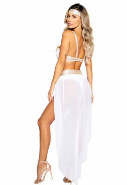 Roma R-5000, Greek Goddess Costume Back View