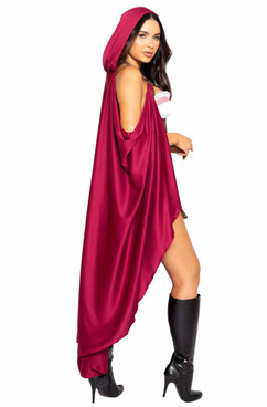 R-4994, Red Riding Hood Costume Side View By Roma