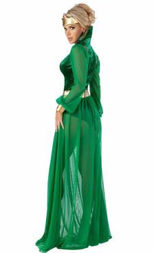 Starline S2119, Sexy Eternal Queen Costume back view