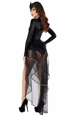 Starline S2116, Dark Majesty Adult Costume back view