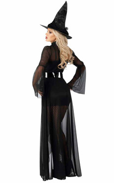 Starline S2097, Gothic Witch Costume back view