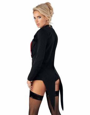 Starline S2099, Women's Mob Boss Costume back view
