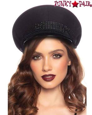 Leg Avenue A2037 Rhinestone Festival Officer Hat