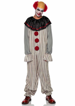 Creep Clown Men Costume by Leg Avenue | LA86930