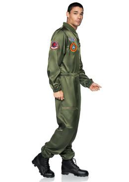 Men's Flight Suit Costume by Leg Avenue | TG86932