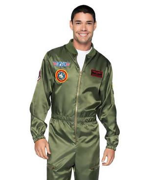 TG86932, Men's Flight Suit Costume by Leg Avenue