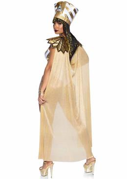 Leg Avenue   LA-86916, Queen Nefertiti Costume Back View