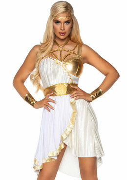 LA86880, Grecian Goddess Costume by Leg Avenue