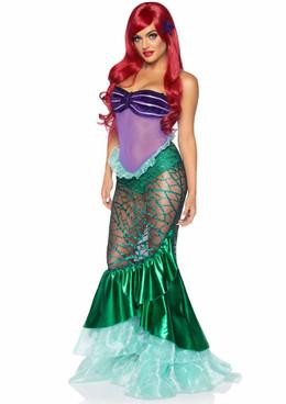 LA-86903, Under the Sea Mermaid Costume by Leg Avenue