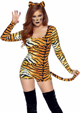 Leg Avenue | LA-86899, Untamed Tiger Costume