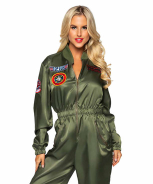 Leg Avenue | TG86931, Women's Parachute Flight Suit