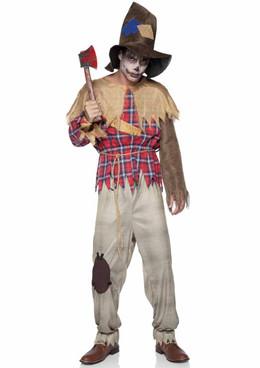 Leg Avenue | LA86944, Sinister Scarecrow Men Costume