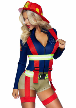 Leg Avenue | LA-86921, Hot Zone Honey Costume