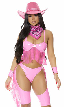 FP-551544, Horsing Around Sexy Cowgirl Costume By ForPlay