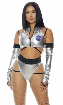 FP-551568, To The Moon Sexy Astronaut Costume By ForPlay
