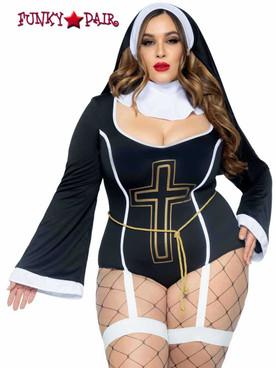 Leg Avenue | LA-86978X, Plus Size Sister Sin Costume