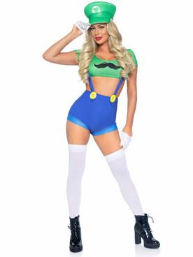 Leg Avenue   LA87071, Gamer Sidekick Costume