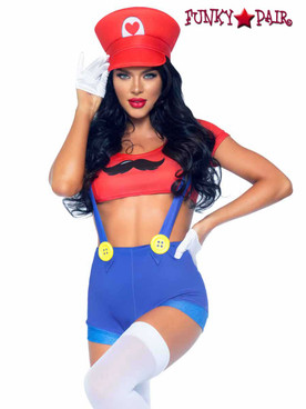 Leg Avenue | LA87070, Gamer Babe Costume