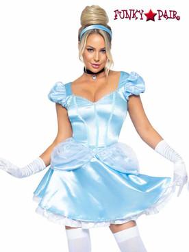 Leg Avenue | LA87073, Storybook Cinderella Costume