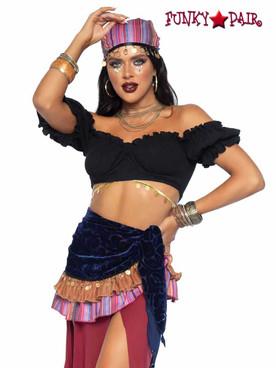 Leg Avenue | LA86997, Crystal Ball Beauty Costume