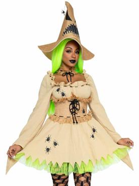 LA87062, Bugged Out Baddie Costume By Leg Avenue
