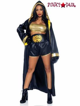 Leg Avenue | LA87065, Prize Fighter Costume