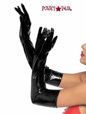 Leg Avenue LA2778, Vinyl Gloves To Elbow