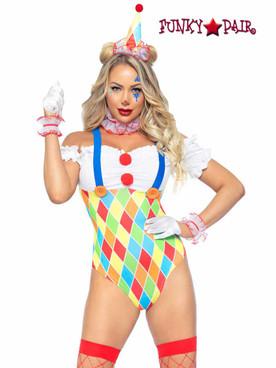 Leg Avenue | LA86982, Clown Cutie Costume